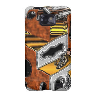 Handy-Fall mit surrealer Kunst Galaxy SII Cover