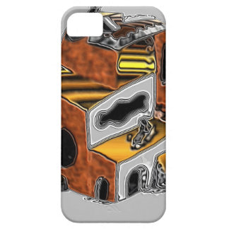Handy-Fall mit surrealer Kunst iPhone 5 Schutzhülle