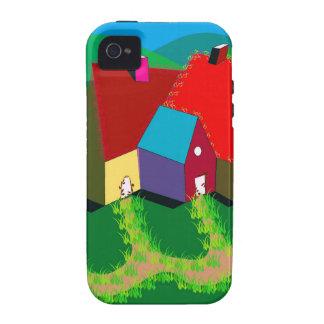 Handy-Fall mit Volkskunst Case-Mate iPhone 4 Case