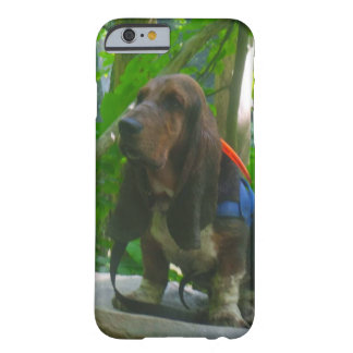 Handyfall Basset Barely There iPhone 6 Hülle
