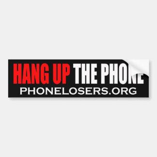 Hängen Sie oben den Telefon-Autoaufkleber 1 durch Autoaufkleber