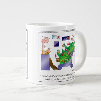 HÄNGEZUSTÄNDE Cartoon-Kaffee-Tasse Jumbo-Tasse
