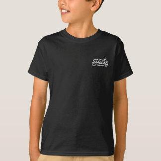 Hanks Seil-T-Stück (Kinder) im Schwarzen T-Shirt