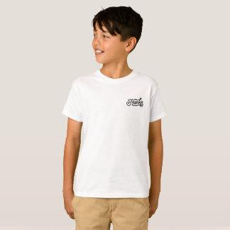 Hanks Seil-T-Stück (Kinder) im Weiß T-Shirt