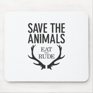 Hannibal Lecter - essen Sie das unhöfliche (retten Mousepad