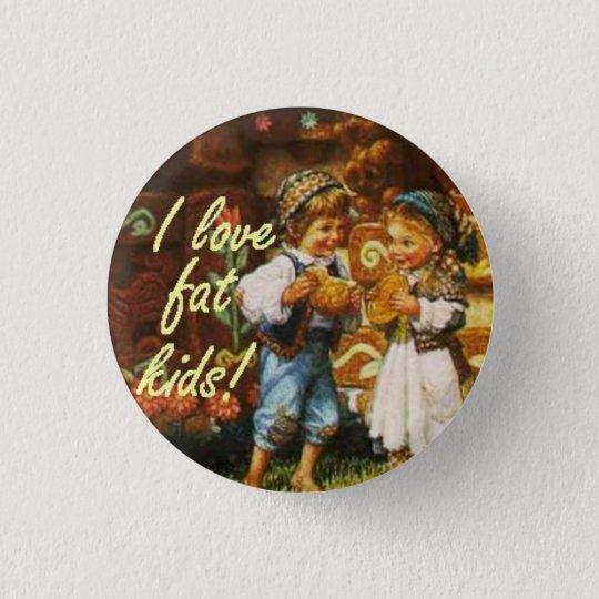 hansel und gretel runder button 2,5 cm