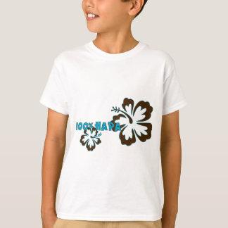 Hapa 100% (mit Hibiskus) T-Shirt