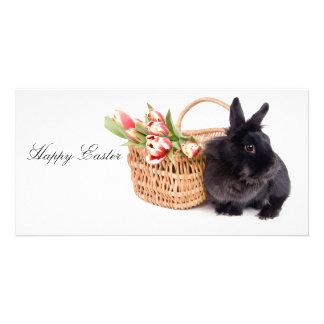Happy Easter Cartes De Vœux Avec Photo