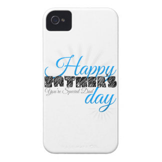Happy Fathers Day Case-Mate iPhone 4 Hülle