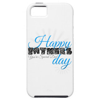 Happy Fathers Day iPhone 5 Etui