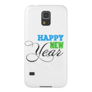 Happy New Year Hülle Fürs Galaxy S5