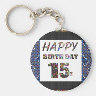 happybirthday Entwürfe alles Gute zum Geburtstag Schlüsselanhänger