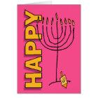 HappyChanukah101 Karte
