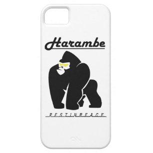 HARAMBE ERHOLUNG IM FRIEDENST - Shirt iPhone 5 Hülle