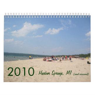 Harbor Springs und herum Abreißkalender