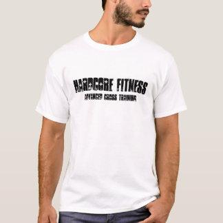 """HARDCORE-FITNESS, """"Stiefellager auf Steroiden """" T-Shirt"""