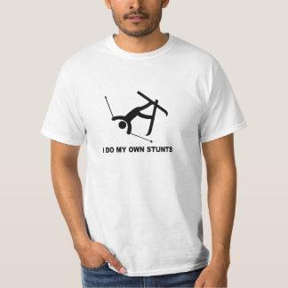 """hardcoreski """"ich tue alle meine eigenen T-Shirt"""