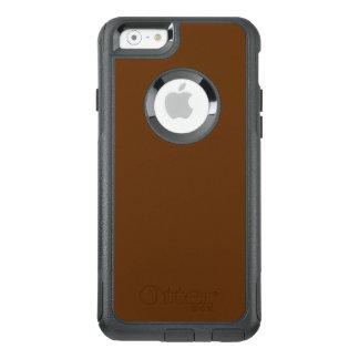 Hardily erdige Brown Farbe OtterBox iPhone 6/6s Hülle