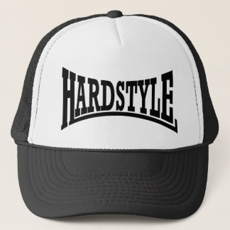 Hardstyle Logo Truckerkappe