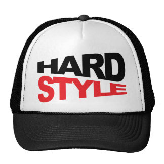 Hardstyle Verzerrung Mützen