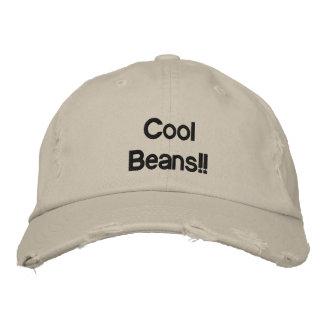 Haricots frais ! ! chapeau casquette brodée