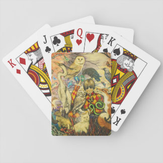 Harlekin Spielkarten