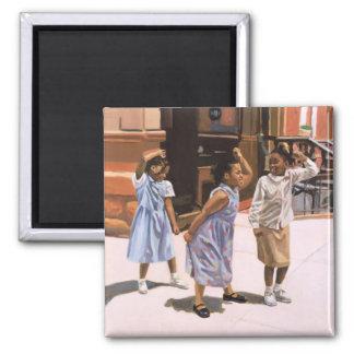 Harlem-Spannvorrichtung 2001 Quadratischer Magnet