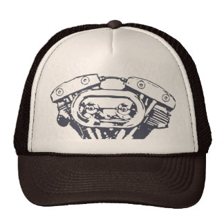Harley Davidson Shovelhead Truckercap