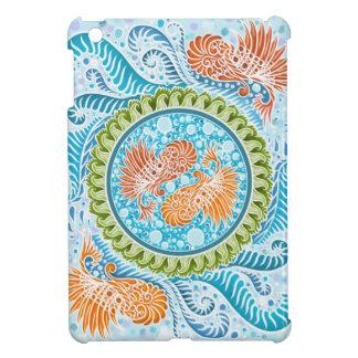 Harmonie der Meere, boho, Hippie, böhmisch iPad Mini Hülle