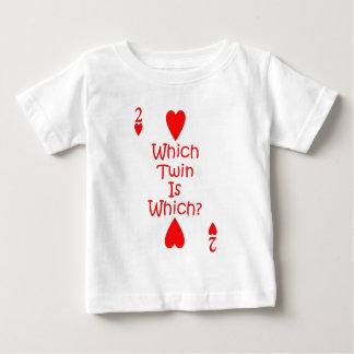 Harmonie jumelle t-shirt