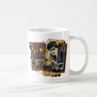 Harry Potter Collage 7 Mugs