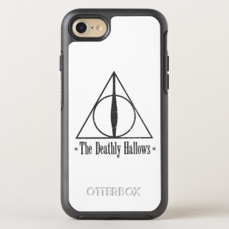 Harry Potter | le de mort sanctifie l'emblème Coque Otterbox Symmetry Pour iPhone 7