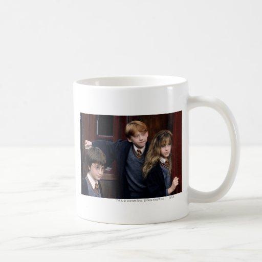 Harry, Ron, et Hermione Tasses