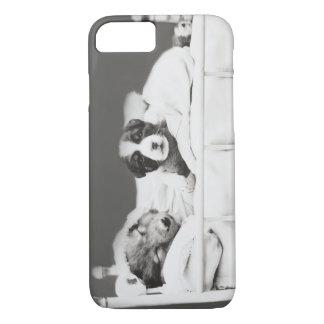 Harry Whittier gibt an Schlaflosikeit leidenden iPhone 7 Hülle