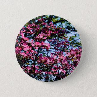Hartriegel Runder Button 5,7 Cm