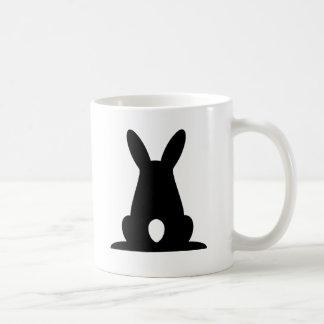 Häschen-Hintern Kaffeetasse