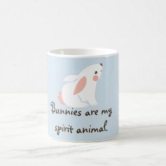 Häschen-Kaninchen-niedliche Tasse