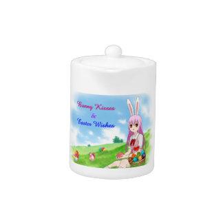 Häschen-Küsse u. Ostern wünscht (kundengerecht)