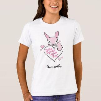 Häschen-Liebe-T - Shirt
