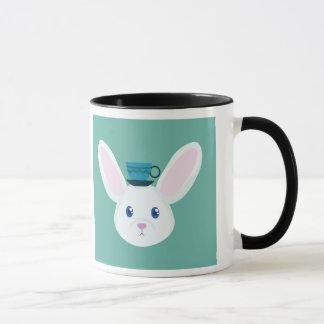 Häschen und Tee Tasse