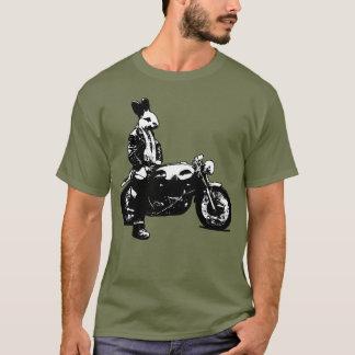 Häschenradfahrer T-Shirt