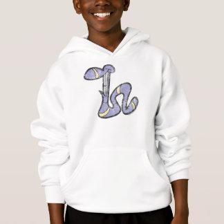 Haselnuss das Sweatshirt des Wurm-Kindes