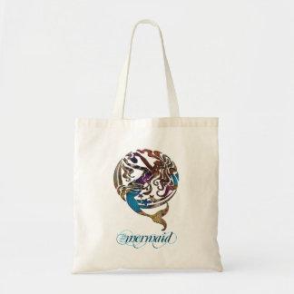 Hashtag Meerjungfrau-wiederverwendbare Tragetasche