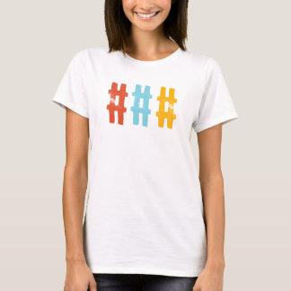 hashtag T-Shirts