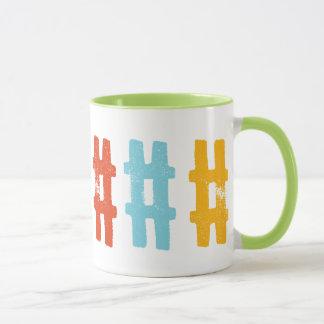 hashtag tägliche Tassen