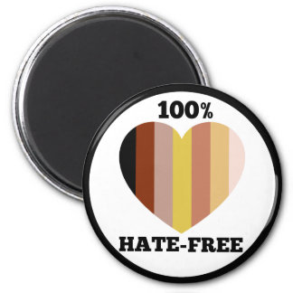 Hass-Freier Haut-Farbmagnet Runder Magnet 5,1 Cm