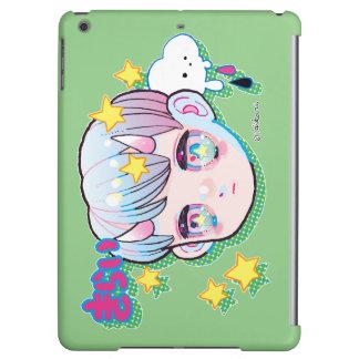 Hassen Sie (Kirai) glattes iPad Air ケース