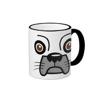 Hässlicher Hund Kaffee Tasse