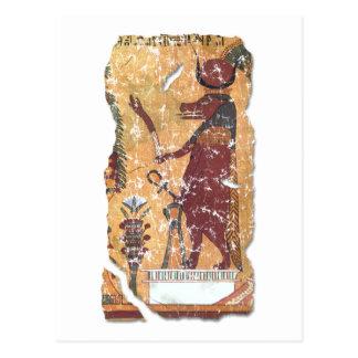 Hathor Postkarte