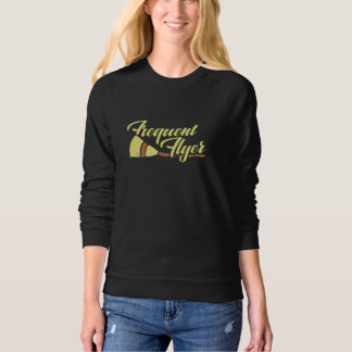 häufiger Flyer witchy Halloween Sweatshirt